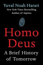 homo deus a brief history of tomorrow yuval noah harari